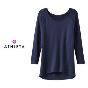 Athleta Cy Studio Pullover - fleece sweatshirt